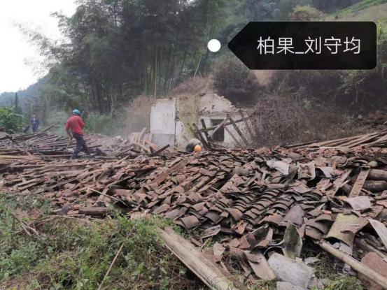 """长沟村:拆了旧房,美了村庄,""""甜了""""乡亲"""