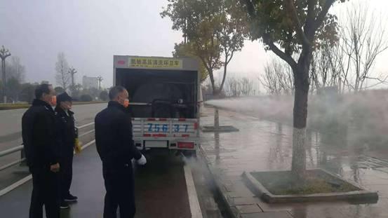 云南(盐津)博泽林化向昭通市疫情防控指挥部捐赠300公斤环境刹菌消毒剂