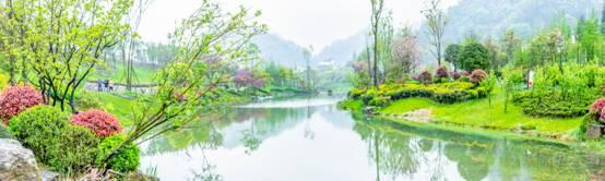 牛寨乡山水花园